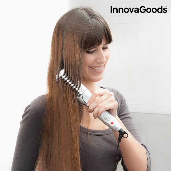 InnovaGoods Elektromos Hajkiegyenesítő Kefe 25W