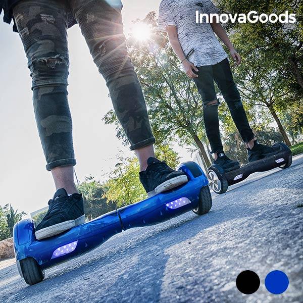 Hoverboard Elektromos Roller |Fekete -