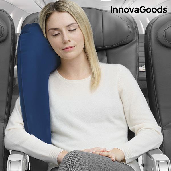 InnovaGoods Ülésre Rögzíthető Felfújható Utazópárna