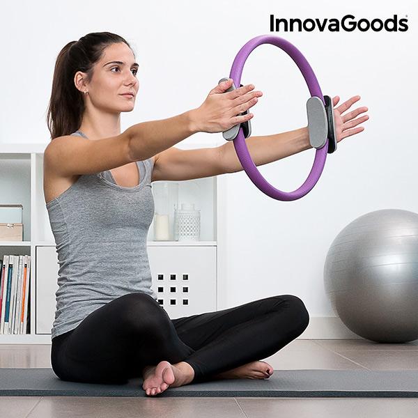 Pilates Ellenállásgyűrű Edzéstervvel