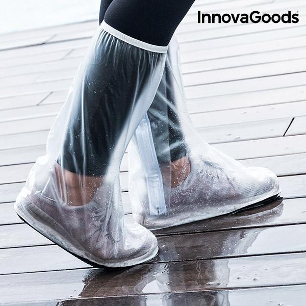 InnovaGoods Cipőre Húzható Vízálló Lábvédők (2 Darab) |S/M -