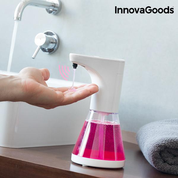 InnovaGoods Dispenser Automatico di Sapone con Sensore S520 InnovaGoods