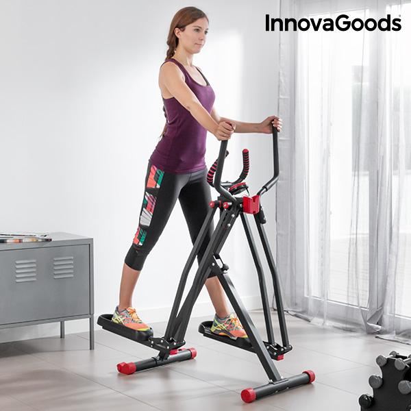 Fitness Aero Elliptikus Tréner Edzéstervvel