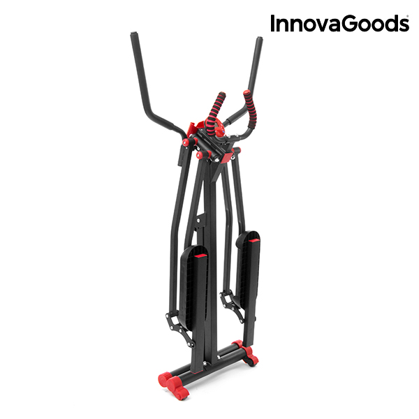 InnovaGoods Fitness Aero Elliptikus Tréner Edzéstervvel