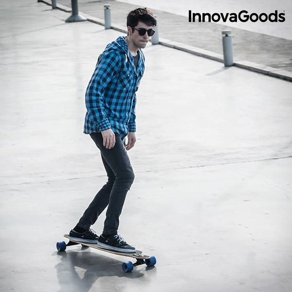 InnovaGoods Longboard Gördeszka