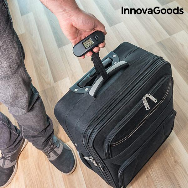Precíziós Digitális Bőröndmérleg