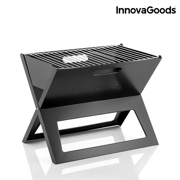 Barbecue au Charbon Portable et Pliable InnovaGoods