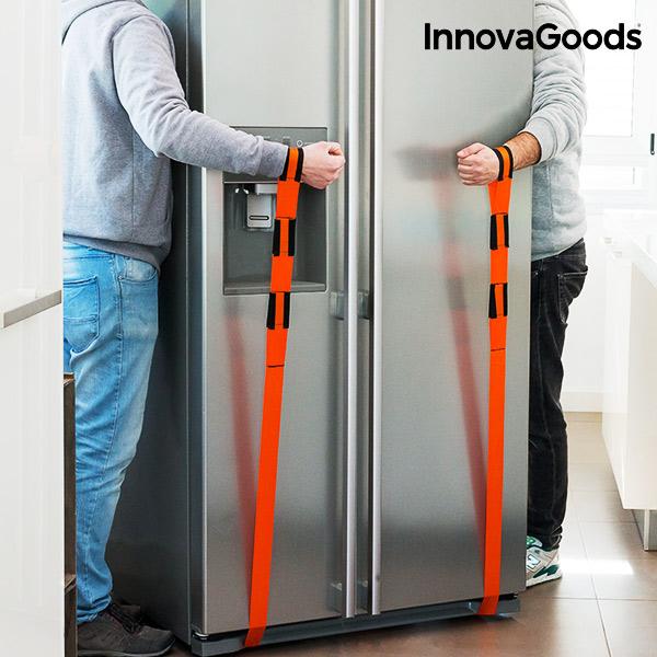 InnovaGoods Szállítóhevederek (2 Darab)