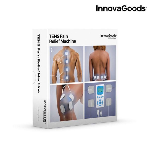 Électrostimulateur pour Soulager la Douleur TENS InnovaGoods