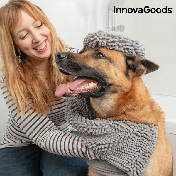 Zelo Vpojna Brisača za Hišne Ljubljenčke InnovaGoods