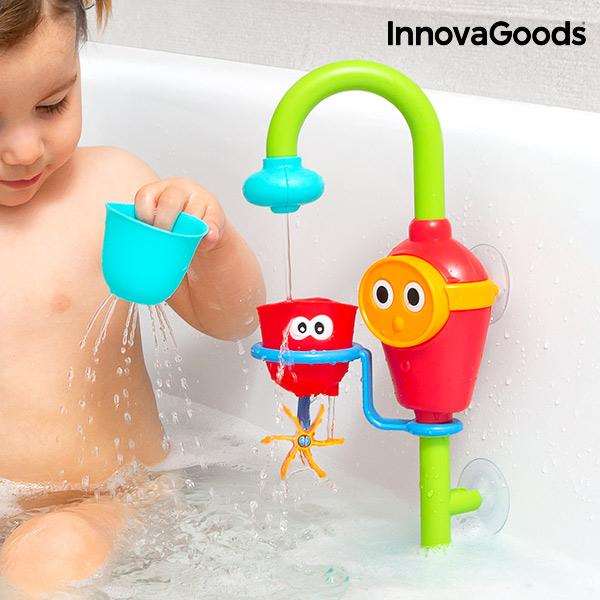 Flow & Fill Fürdő Játék Gyerekeknek