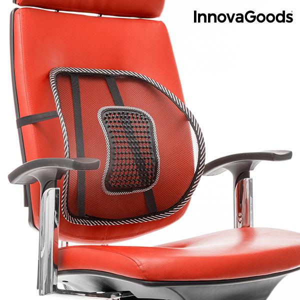 InnovaGoods Hordozható Lélegző Deréktámasz
