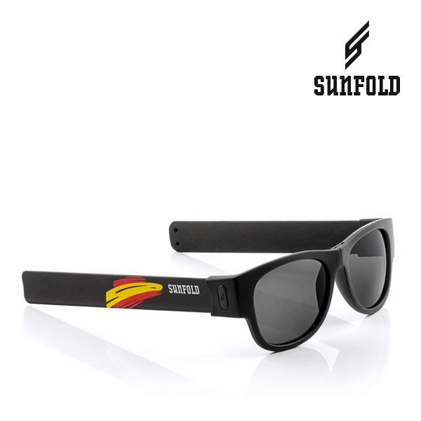 Sunfold Világ Spain Black Összehajtható Napszemüveg