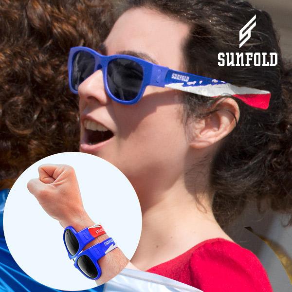 Sunfold Világbajnokság France feltekerhető napszemüveg