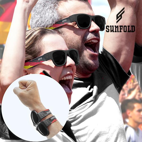 Sunfold Világbajnokság Germany Feltekerhető Napszemüveg
