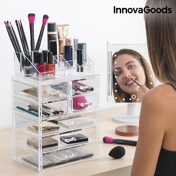 Organisateur de Maquillage Acrylique InnovaGoods