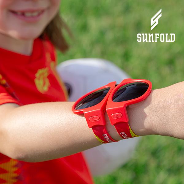 Sunfold Kids Világbajnokság Spain Feltekerhető Gyermek Napszemüveg