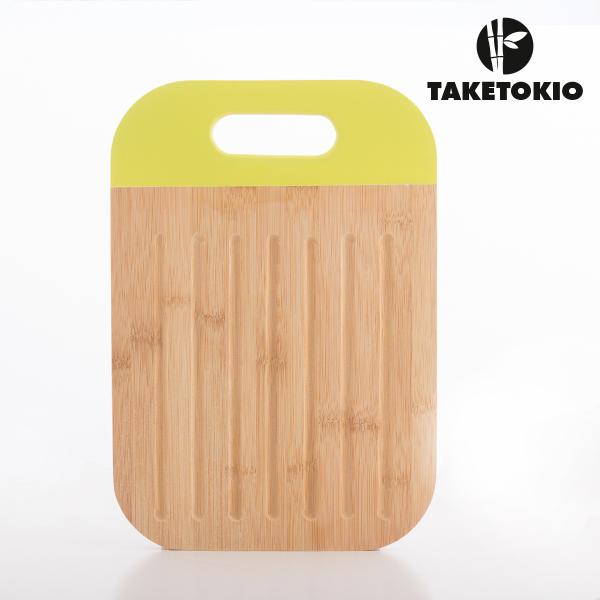 TakeTokio Nyeles Bambusz Vágódeszka