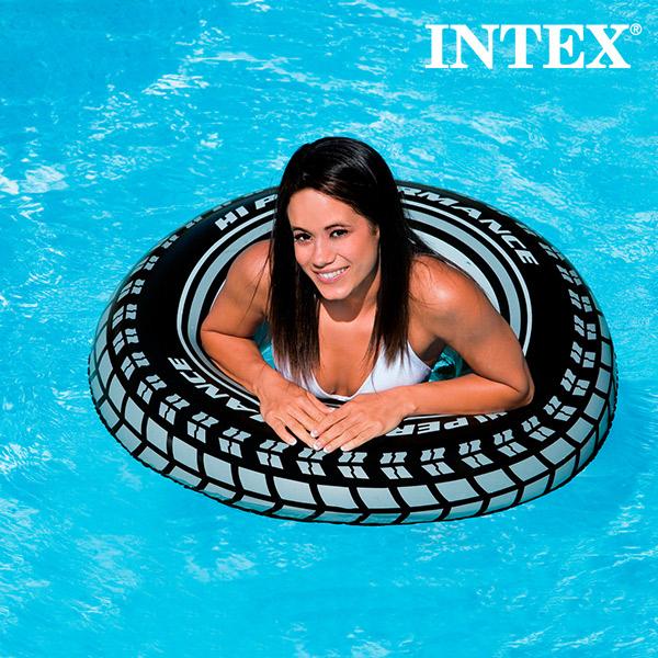 Flotador hinchable neumático intex | CasayTextil
