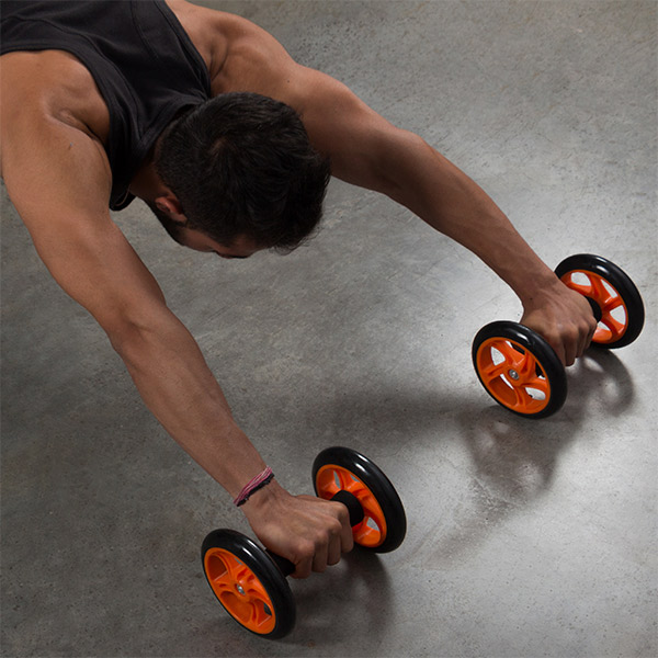 Fitness Hasizom Kerék (2 darab)