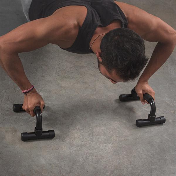 Fitness Fekvőtámasz Rudak (2 Darab)