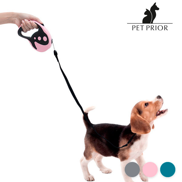 Correa para Perros Extensible Points Pet Prior (5 m)