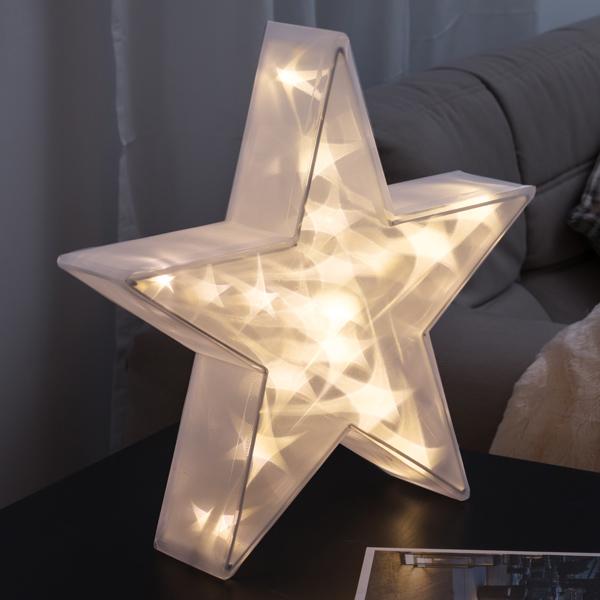 Karácsonyi Csillag (20 LED)