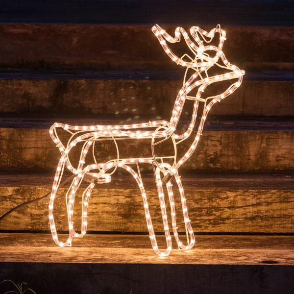 Karácsonyi Szarvas (216 LED)