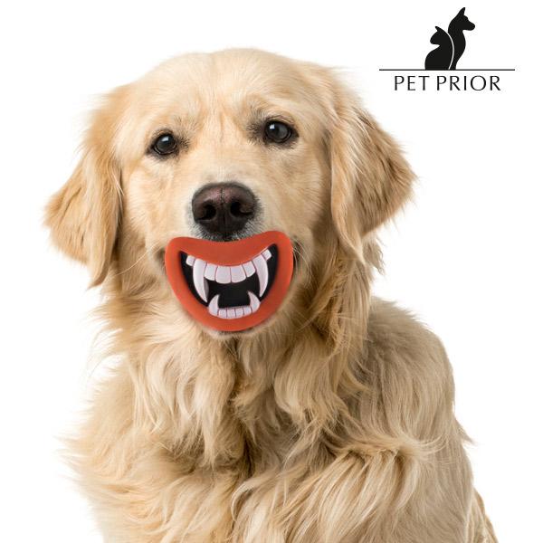 Zabaven Gumijast Pes z Zvokom Pet Prior