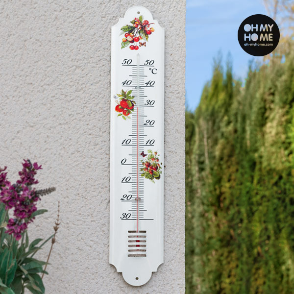 Oh My Home Kerti Hőmérő
