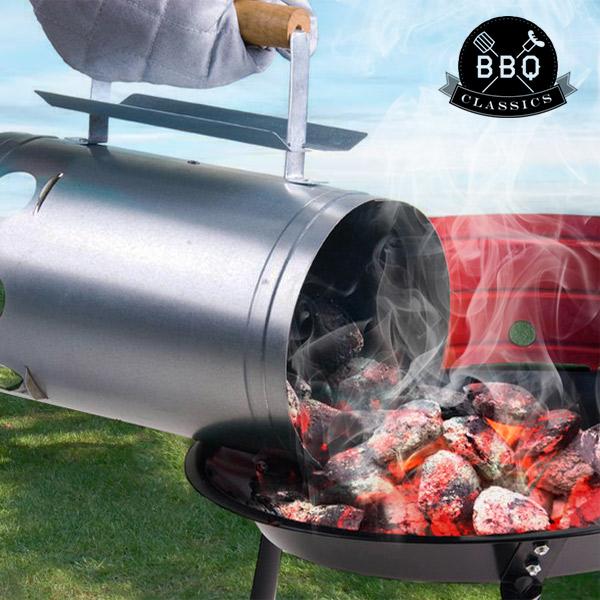 BBQ Classics Faszenes Barbecue Begyújtó