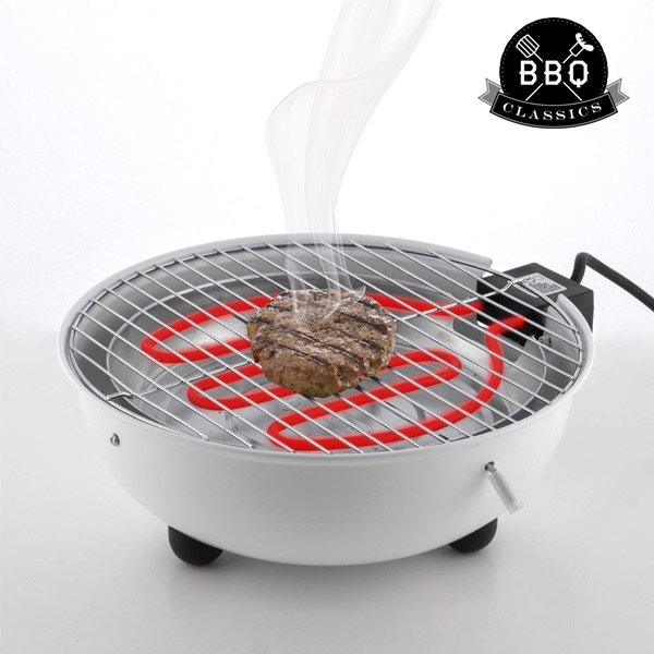 BBQ Classics Elektromos Grillsütő 1250W