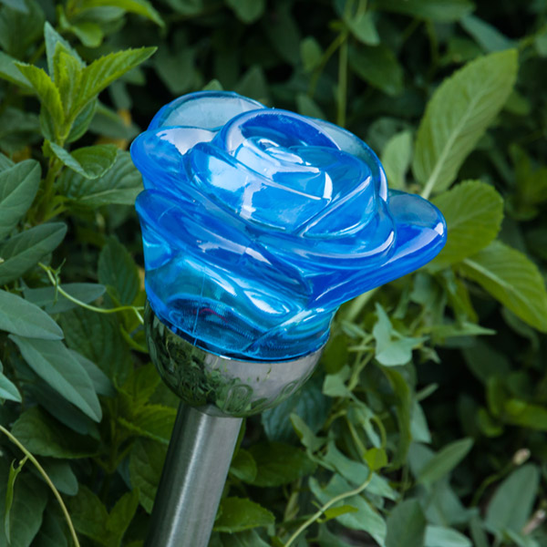 Lámpara Solar Flower Oh My Home (5)