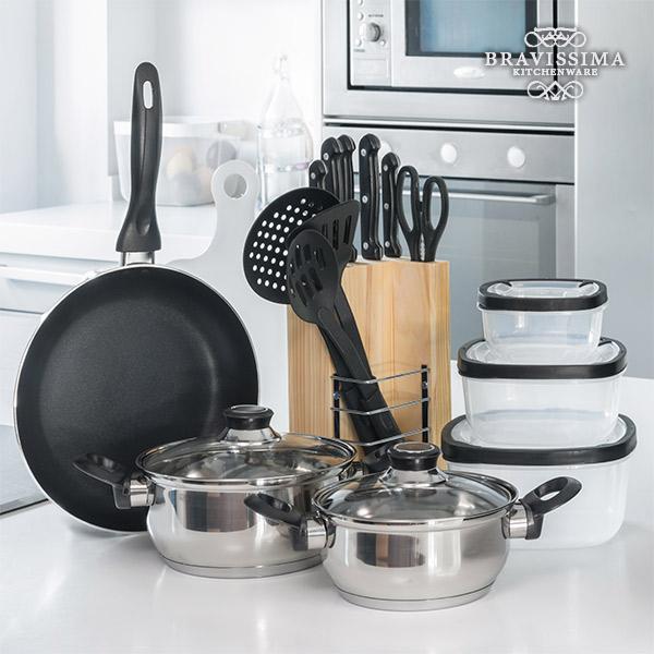 Bravissima Kitchen Konyhai Készlet (17 darabos)