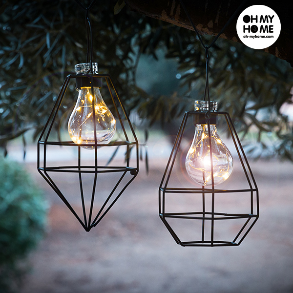 Oh My Home LED Napelemes Lámpa