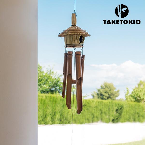 TakeTokio Bambusz Szélcsengő