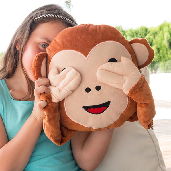 Blazina Emoji Monkey