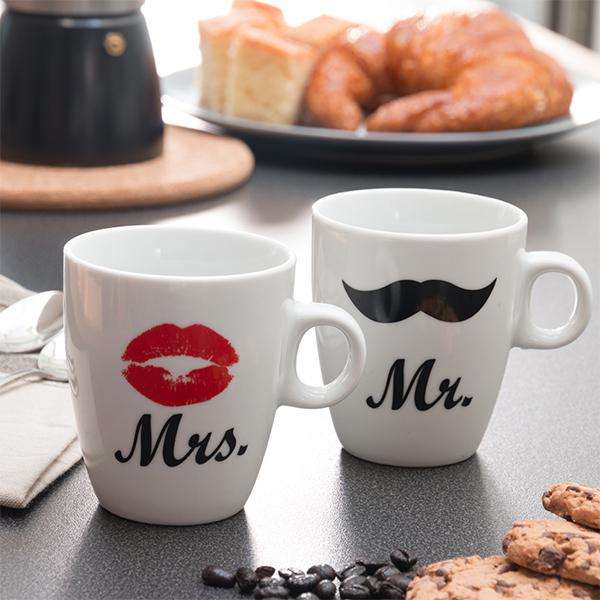 Mr & Mrs Egyedi Bögrék