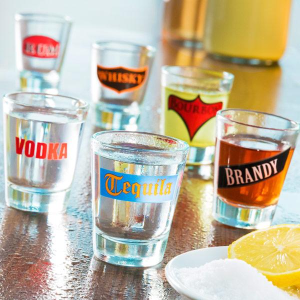 Bicchierini da Liquore Spirituous Beverages (pacco da 6) 7569000736072  02_V0300283