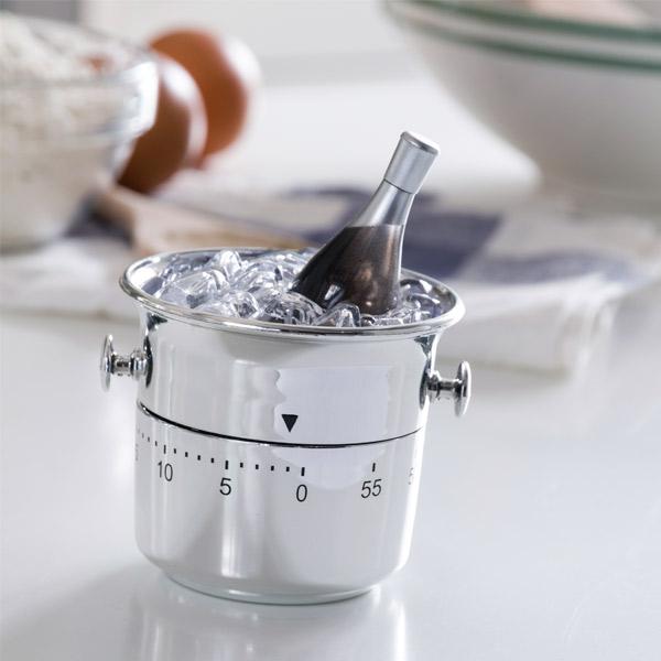 Timer da Cucina Secchiello Ghiaccio 7569000771677  02_V0300350