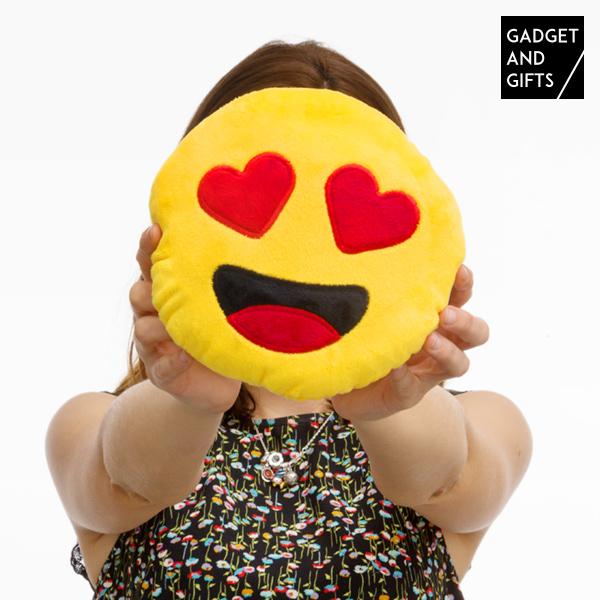 Gadget and Gifts Szivecskés Plüss Emoticon