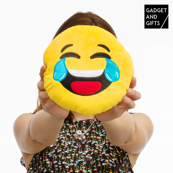 Plišasti Emoji Smeh Gadget and Gifts
