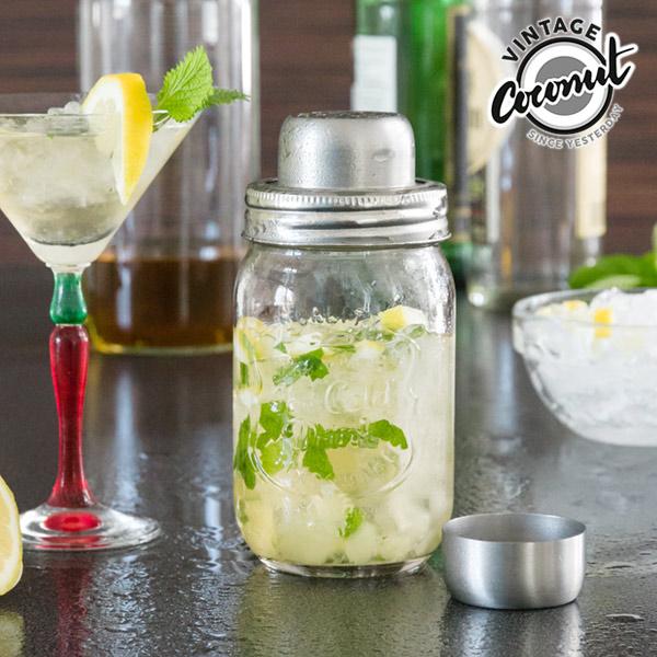 Cocktail Shaker in Vetro Vintage Coconut 7569000774678  02_V0300401