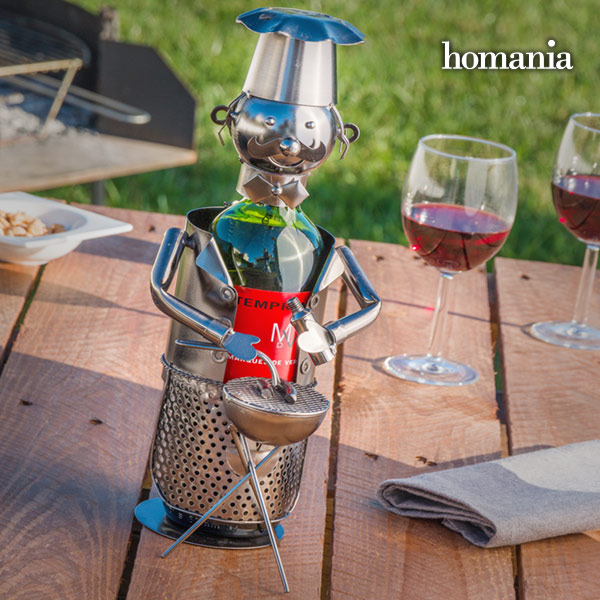 Homania Chef Barbecue Fém Italtartó