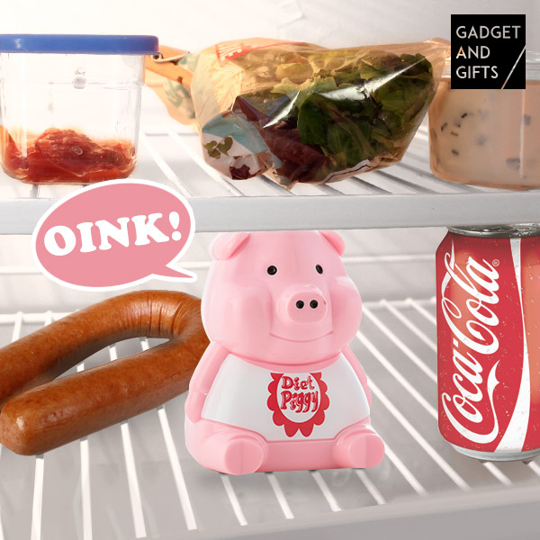 Gadget and Gifts Diet Malac Hanggal Hűtőgépbe