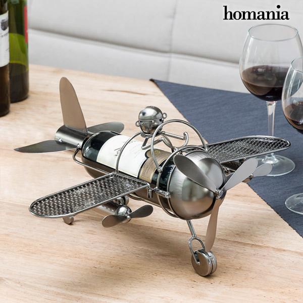 Portabottiglia in Metallo Aviatore by Homania 7569000782574  02_V0300545