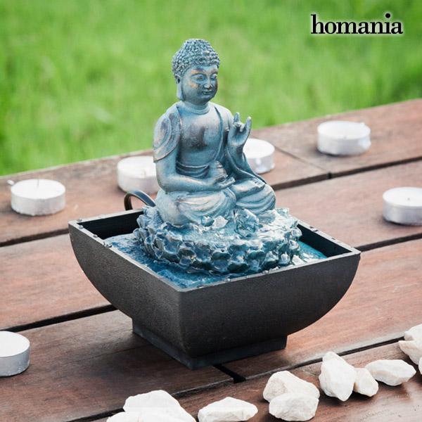 Homania Buddha Dekoratív Szökőkút