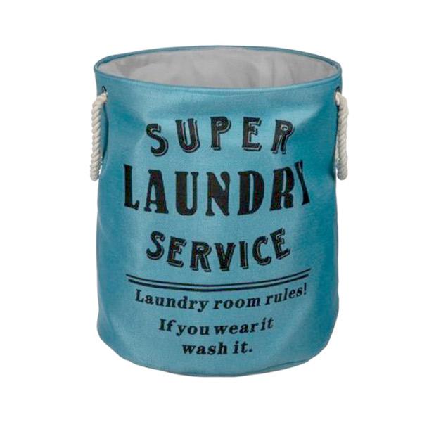 Wagon Trend Sacco Portabiancheria Super Laundry Service Wagon Trend Colore:Arancio