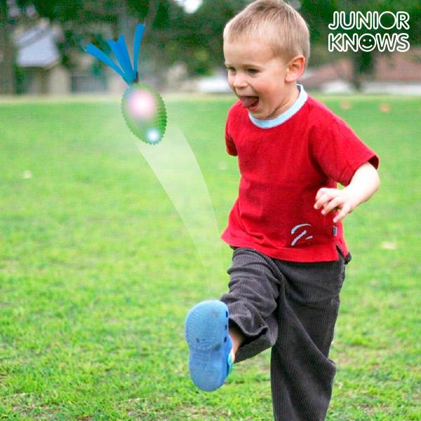 Peonza LED Futbolera Junior Knows