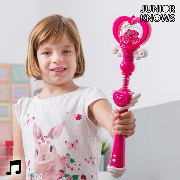 Varita Mágica con Luz y Sonido Hada Junior Knows